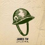 soldier (single) - james tw