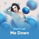 don't let me down - v.a