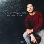 winter in the air - david archuleta