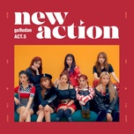 act.5 new action (mini album) - gugudan
