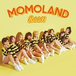 baam (japanese single) - momoland