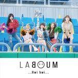 hwi hwi (japanese single) - laboum