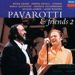 pavarotti & friends 2 - luciano pavarotti