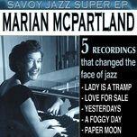 savoy jazz super ep: marian mcpartland - marian mcpartland