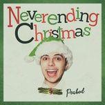 neverending christmas (single) - peabod