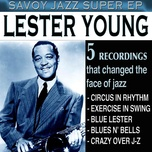 savoy jazz super ep: lester young - lester young