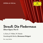 strauss: die fledermaus: part 1 (single) - adele kern