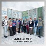 1^11=1 (power of destiny) - wanna one