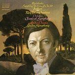 mendelssohn: symphony no. 4 in a major, op. 90 italian & prokoviev: classical symphony no.1 in d major, op. 25 - andre previn