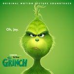 dr. seuss' the grinch (original motion picture soundtrack) - v.a