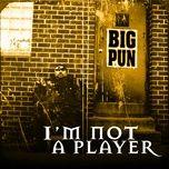 i'm not a player (ep) - big pun