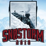 snostorm (2019) (single) - tix, the possy project