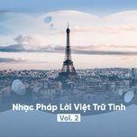 nhac phap loi viet tru tinh (vol. 2) - v.a