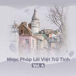 nhac phap loi viet tru tinh (vol. 4) - v.a