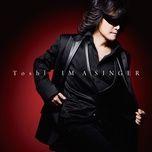 im a singer - toshi