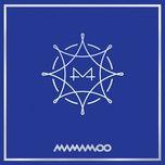 blue;s (mini album) - mamamoo