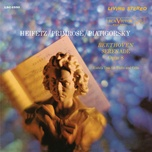 beethoven: serenade in d major, op. 8 & kodaly: duo for violin and cello, op. 7 (remastered) - gregor piatigorsky, jascha heifetz, william primrose