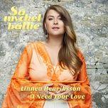 i need your love (single) - linnea henriksson