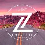 corvette (extended mix) (single) - lizot