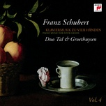 schubert: klaviermusik zu 4 handen vol. 4 - tal & groethuysen, yaara tal, andreas groethuysen