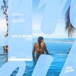 let it be me (single) - jonasu, naum