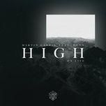 high on life (single) - martin garrix, bonn