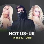nhac au my hot thang 12/2018 - v.a