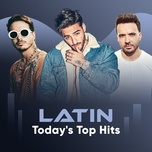 latin today's top hits - v.a