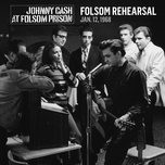 folsom rehearsal - johnny cash