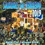 sambas de enredo das escolas de samba 2019 - v.a
