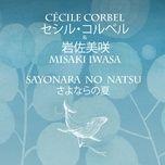 sayonara no natsu (single) - cecile corbel