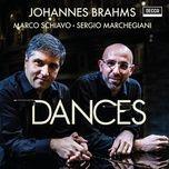 brahms: hungarian dances - waltzes op. 39 - marco schiavo