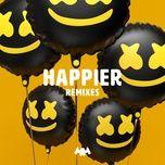 happier (remixes pt. 2) (ep) - marshmello