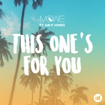 this one's for you (single) - mowe, abi, jones