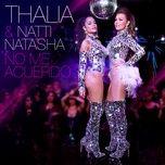 no me acuerdo (single) - thalia, natti natasha