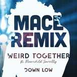 down low (mace remix) (single) - weird together, moonchild sanelly