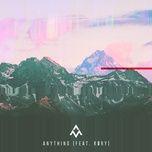 anything (single) - alex mattson, røry