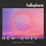 new ones (the remixes) (ep) - hollaphonic, aaron camper