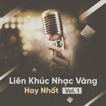 lien khuc nhac vang hay nhat (vol. 1) - v.a