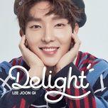 delight (single) - lee jun ki