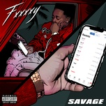 savage (single) - fxxxxy