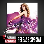 speak now (big machine radio release special) - taylor swift