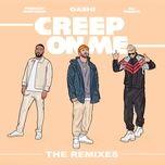 creep on me (remixes) (ep) - gashi, french montana, dj snake