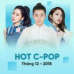 nhac hoa hot thang 12/2018 - v.a