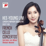 french cello concertos - hee young lim