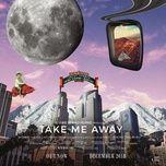 take me away (single) - luke st, murke