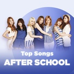 nhung bai hat hay nhat cua after school - after school