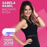 bachata rosa (single) - sabela ramil