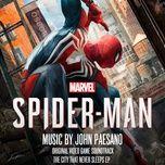 marvel's spider-man: the city that never sleeps ep (original video game soundtrack) - john paesano