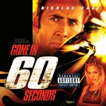 gone in 60 seconds - original motion picture soundtrack - v.a
